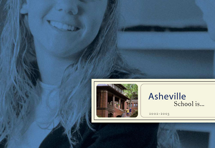Asheville School cover