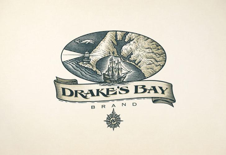 Drake's Bay logo